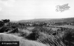 Ecclesfield, Hunshelf Looking East c.1955