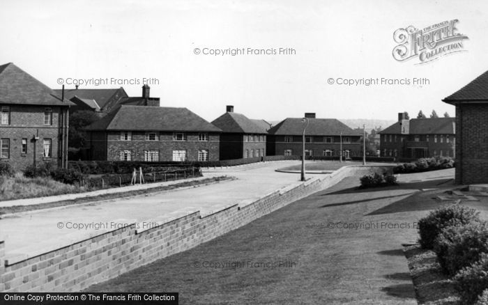 Photo of Ecclesfield, New Estate c.1955