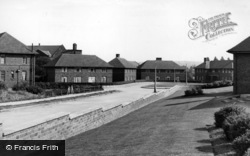 Ecclesfield, New Estate c.1955