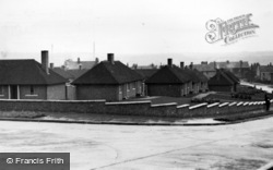 Ecclesfield, Old People's Bungalows, Greaves Road c.1955