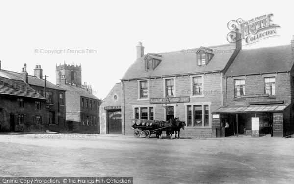 Photo of Ecclesfield, Post Office 1902