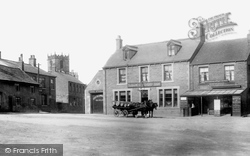 Ecclesfield, Post Office 1902