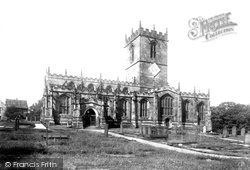 Ecclesfield, St Mary's Church 1902