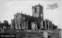 St Mary's Church, South West 1902, Ecclesfield