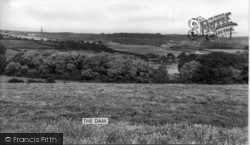 Ecclesfield, The Dam c.1955