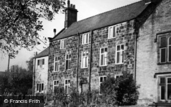 Ecclesfield, The Old Hall c.1955