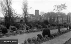 Ecclesfield, The Park c.1955