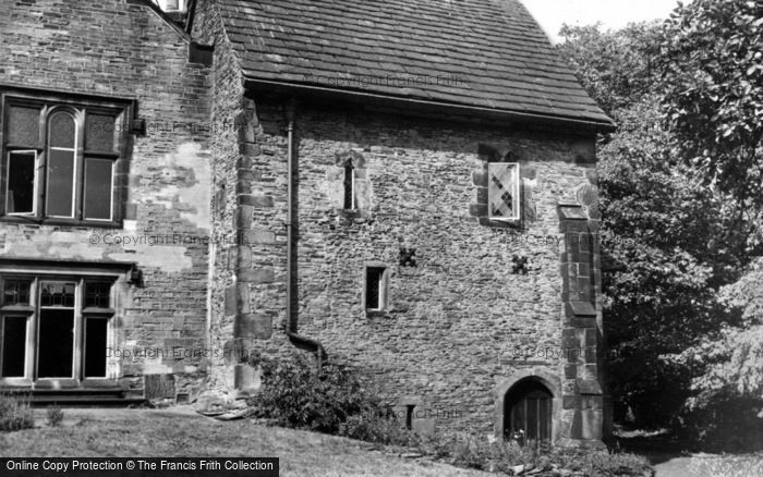 Photo of Ecclesfield, The Priory c.1955