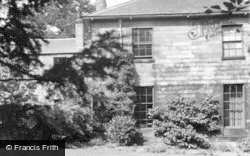 Ecclesfield, The Vicarage c.1955