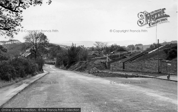 Photo of Ecclesfield, The Wheel c.1955