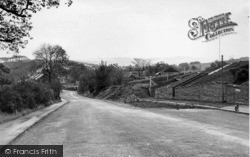 Ecclesfield, The Wheel c.1955
