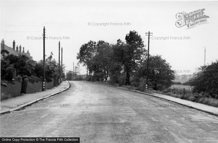 Photo of Ecclesfield, Wheel Lane c.1955