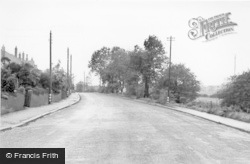 Ecclesfield, Wheel Lane c.1955