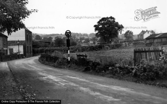 Photo of Ecclesfield, Whitley Lane c.1955