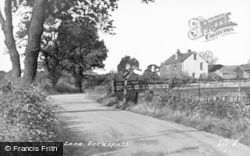 Ecclesfield, Whitley Lane c.1955