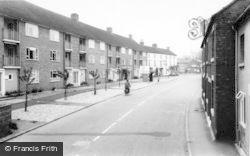 Castle Street c.1960, Eccleshall