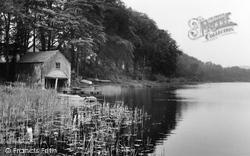 Eccleshall, Copmere Pool 1968