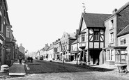 Example photo of Eccleshall
