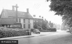 High Street c.1960, Eccleshall