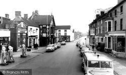 Eccleshall, High Street c.1965