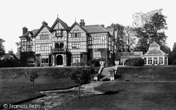 Eccleshall, Johnson Hall 1900