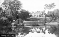Eccleshall, Johnson Hall 1900