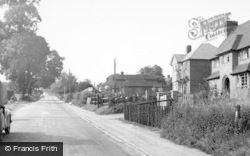 Newport Road c.1960, Eccleshall