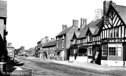 Eccleshall, Stafford Street 1900