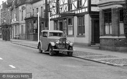 Eccleshall, Standard 10 c.1955