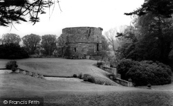 Eccleshall, The Castle c.1965