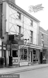 Eccleshall, Ye Olde London House c.1955