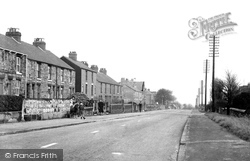 Chesterfield Road c.1955, Eckington
