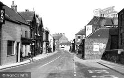 Eckington, Market Street c.1955
