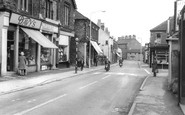 Eckington, Market Street c1965