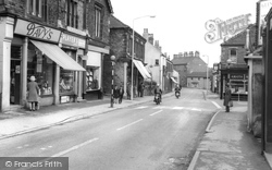 Eckington, Market Street c.1965