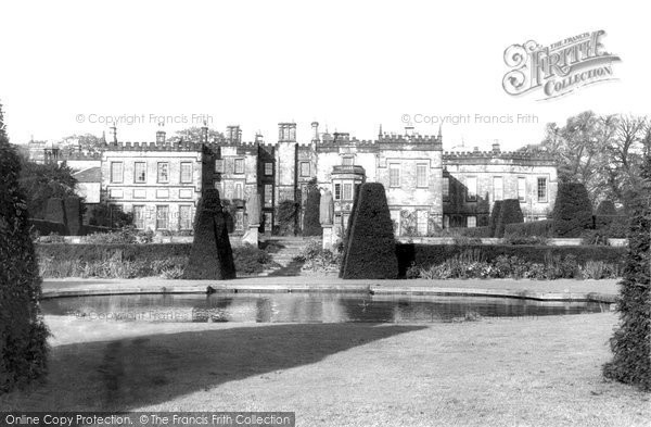 Eckington, Renishaw Hall c1955