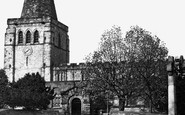 Eckington, St Peter and St Paul's Church c1955