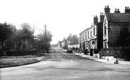 Eckington, Station Road c1955