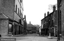 The Cross c.1955, Eckington