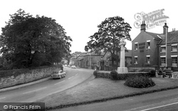 The Green c.1965, Eckington