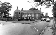 Eckington, the Memorial c1955