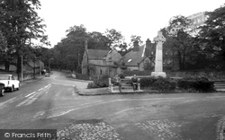 The Village c.1965, Eckington