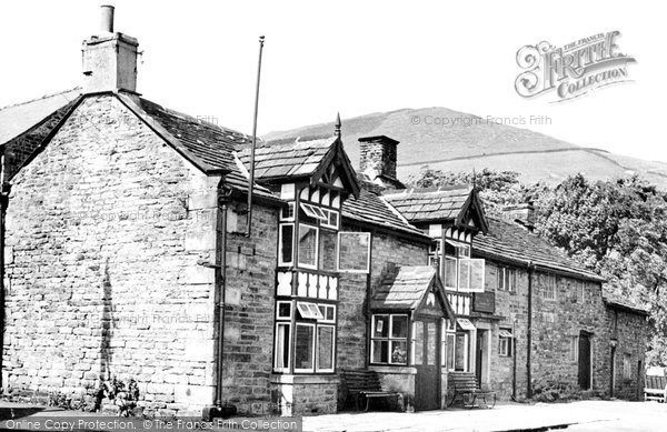 Photo of Edale, Nag's Head Hotel c1955