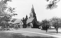 The Church c.1955, Edale