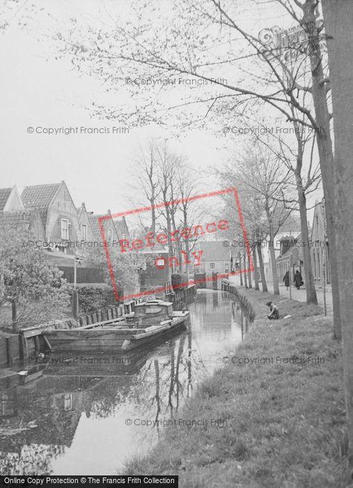 Photo of Edam, c.1938