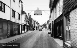 Edenbridge, High Street c.1960