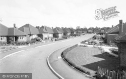 Edenbridge, Penlee Close c.1955