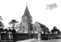 Edenbridge, St Peter And St Paul's Church 1906
