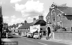 Edenbridge, The Main Road c.1960