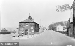 Edenfield, Burnley Road c.1950